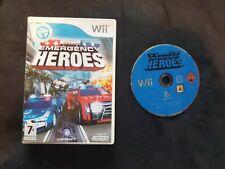EMERGENCY HEROES Nintendo Wii Game