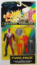 VINTAGE! STILL SEALED! 1995 Kenner Batman Forever Two-Face