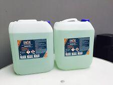 2x 10 L INOX® Scheiben Klar Glasreiniger ohne schlieren Streifenfreieanwendung