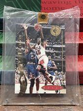 """1994-95 SP Championship MICHAEL JORDAN """"HE'S BACK"""" JUMBO, #d 6086/7500, Bulls"""