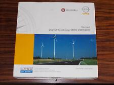 Opel CD 70 Europa 2009/2010 Navigations-CD CD70 Astra Zafira Meriva Corsa Update