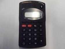 Taschenrechner mit Aufnahmefunktion B-607, #K-70-8