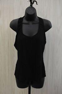 Cosabella Talco Curvy Racerback Camisole - Women's Size L - Black