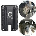 Gun Magnet Mount,Gun Holder Concealed Holster for Car ,Wall, Vehicle,Cabinet Top