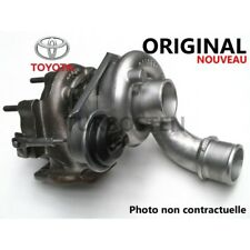 Turbo NEUF TOYOTA COROLLA 2.0 D-4D -66 Cv 90 Kw-(06/1995-09/1998) VB11 127525 1