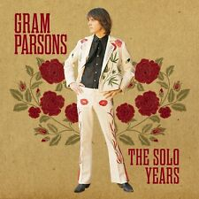 GRAM PARSONS THE SOLO YEARS CD - PRE RELEASE 2nd MARCH 2018