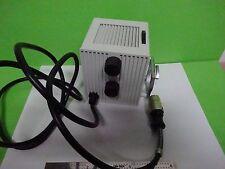 MICROSCOPE PART LEITZ GERMANY LAMP VERTICAL ILLUMINATOR OPTICS AS IS BIN#W7-94