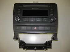 Audi A3 8P Facelift Radio Concert MP3 CD Player Tuner Doppel DIN Schacht