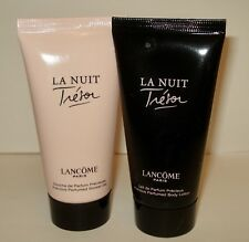 Lancome LA NUIT TRÉSOR Body Lotion  & Shower Gel 1.7 oz/50 ml  Set