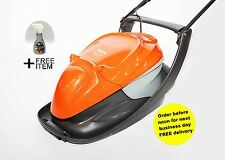 Flymo Easi Glide 300V Hover Collect Mower Silver Grade +FREE GIFT RRP9.99