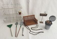 New listing Dollhouse Yard Garden Furniture & Accessories