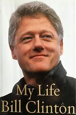 BILL CLINTON AUTOGRAPHED SIGNED MY LIFE 1ST EDITION HARD COVER PSA/DNA BOOK