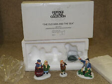 Dept 56 New England Village The Old Man and The Sea