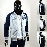 Pullover Hoodie Zipper Sweatshirt Sweatjacke Shirt Kapuze Jacke Norway