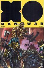 X-O MANOWAR (2017) #2 INTERLOCKING 1:20 INCENTIVE VARIANT COVER