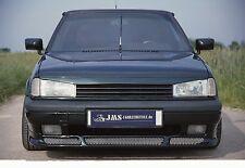 JMS racelook Front alerón labio para VW Polo 86c