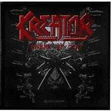 OFFICIAL LICENSED - KREATOR - ENEMY OF GOD ON PATCH METAL THRASH