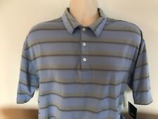 New Nike Tour Performance Uv Dri Fit Short Sleeved Golf Shirt Mens Size L $79