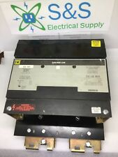 Square D Sl800 3 Pole 800 Amp 600 Vac Series 2 Sub-Feed Lug Circuit Breaker