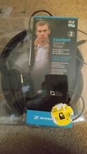 Sennheiser HD 449 high quality closed back headphones SUPERB SOUND