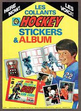 1982 OPeeChee (OPC) NHL Sticker Ad Poster, Wayne Gretzky