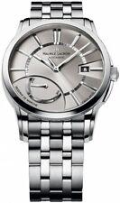 Maurice Lacroix Herren Uhr Pontos Reserve de March PT6168-SS002-131   UVP 3100 €