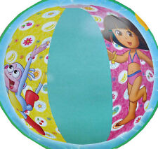 Inflatable Beach Ball Dora & Boots Age 3+ NIP Bikini