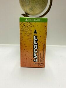LIFTOFF, caffeine energy, natural from Guarana seed, TROPICAL FRUIT, 10 tablets