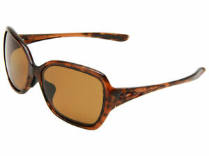 Oakley Overtime Polarized Sunglasses OO9167-06 Tortoise/Bronze