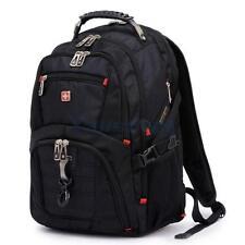 Travel Sport Rucksack Shoulder School Bag Laptop Notebook Backpack SwissGear