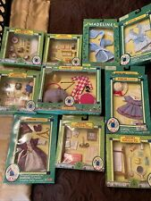 Madeline Doll House Clothes And Accessories