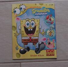 Leeralbum Spongebob Schwammkopf Panini