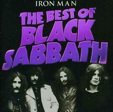Black Sabbath – Iron Man - Best Of Black Sabbath - NEW CD (sealed)