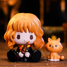 HARRY POTTER Wizarding World Animal Series Hermione Granger Mini Figure Art Toy