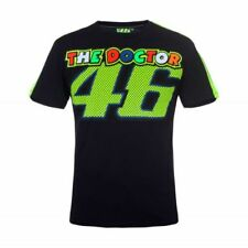 Polyester Short Sleeve T-Shirts for Men Valentino Rossi