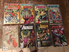 GIANT-SIZE AVENGERS 3 ANNUAL 17 18 21 FAIRY TALES 1 CLASSIC 2 LOG 1 THUNDERBOLTS