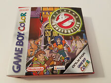 GAME BOY COLOR NINTENDO EXTREME GHOSBUSTERS