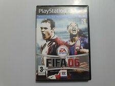 FIFA 06 PlayStation 2 (ps2) PAL España COMPLETO