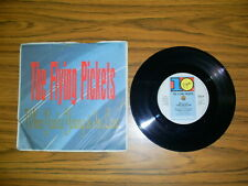 """Flying Pickets - When You're Young And In Love (Ten 1984) 7"""" Single"""