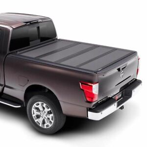 BAK Industries For 16-18 Nissan Titan 6ft 6in BAKFlip MX4 Truck Bed Cover 448524
