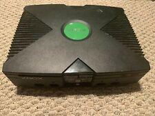 Original Microsoft XBOX Classic Console System Only - Sold AS IS