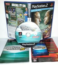 PRO EVOLUTION SOCCER 5 PES - Ps2 Playstation Play Station 2 Gioco Game