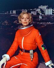 "Barbara Bain Space 1999 10"" x 8"" Photograph no 9"