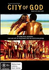 City Of God - Based On A True Story (DVD, 2014) R4 BRAND NEW SEALED - FREE POST!