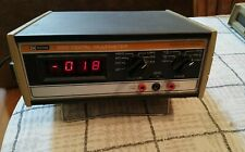 New listing Vintage Dynascan Bk Precision 283 Digital Multimeter Powers Up
