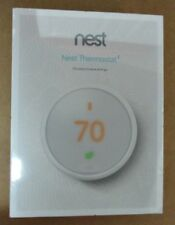 Nest Learning Thermostat E T4000ES (White) Newest Model New Sealed