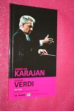 HERBERT VON KARAJAN DOUBLE CD GIUSEPPE VERDI DON CARLO