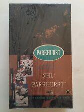 1991 Parkhurst Series 1 Hockey Box- 12 Cards Per Pack / 36 Packs