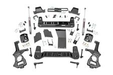 Rough Country 6 in Suspension Lift Kit For 2019 Chevy 1500 Pickup 2wd/4wd