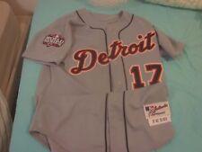 Detroit Tigers WORLD SERIES GAME USED JERSEY Rafael Belliard Baseball 2012 MLB